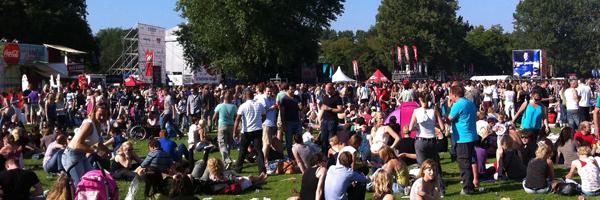 Festival Parkpop