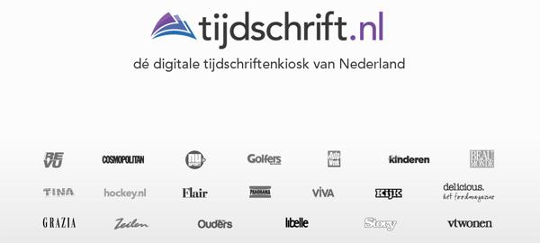 De app van Tijdschrift.nl