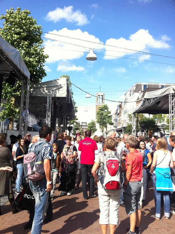 Vierdaagse in Nijmegen