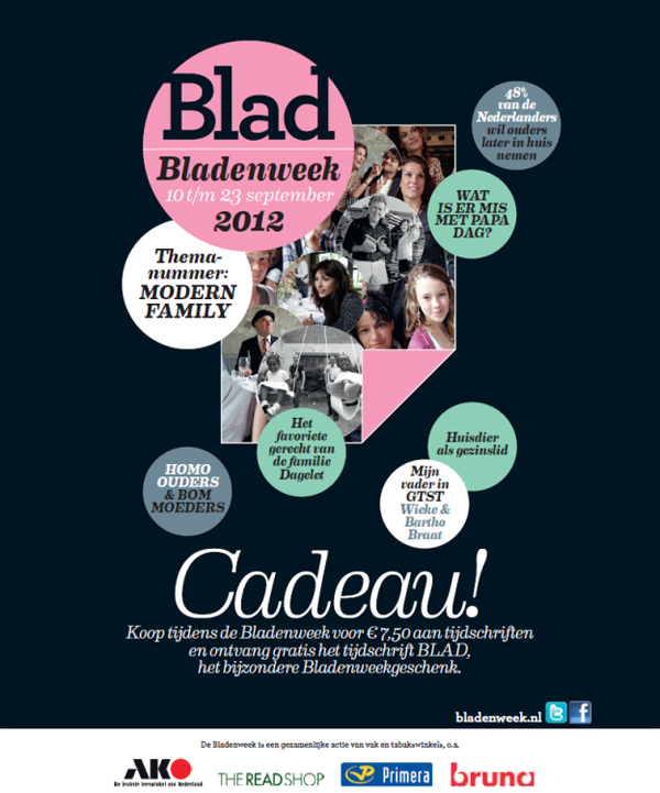 Bladenweek 2012