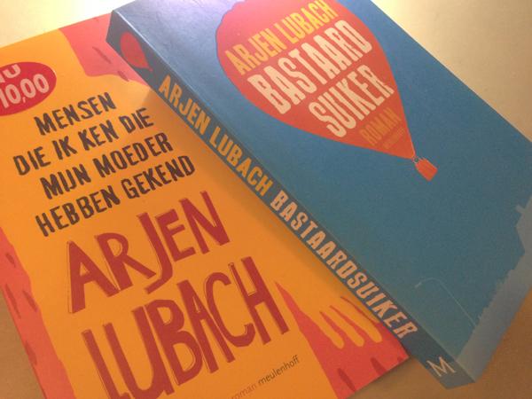Shoplog: boeken Arjen Lubach