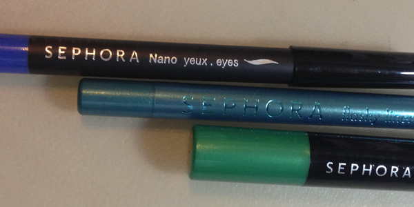 Shoplog: Sephora make-up