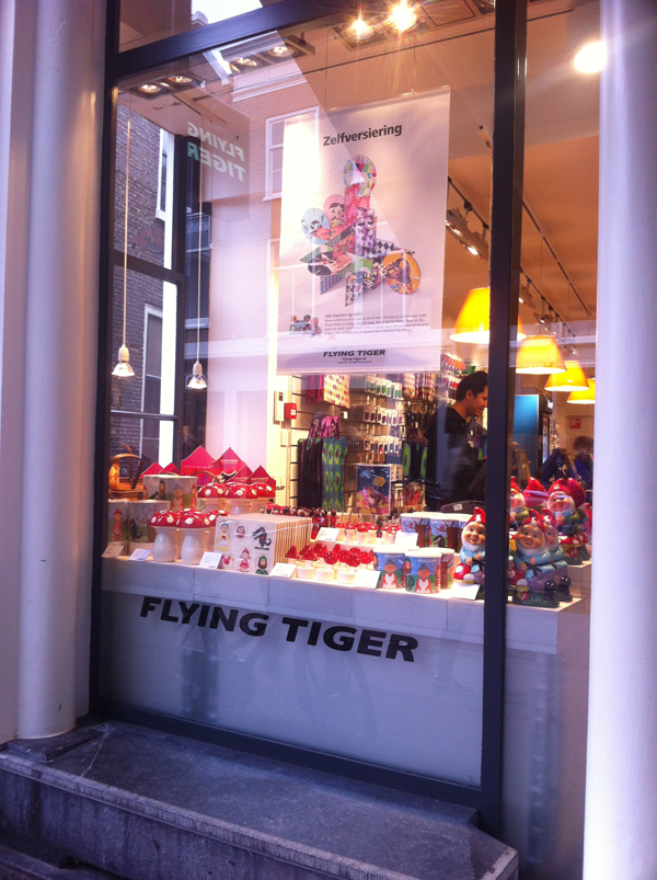 Flying Tiger in Haarlem