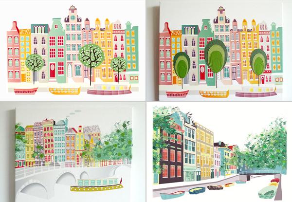 Laura Amiss - Amsterdam