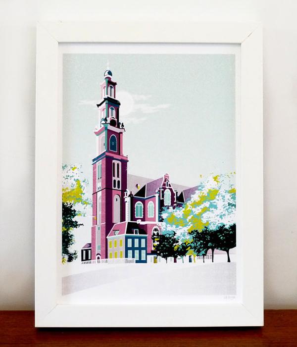 Westerkerk, Amsterdam - Laura Amiss