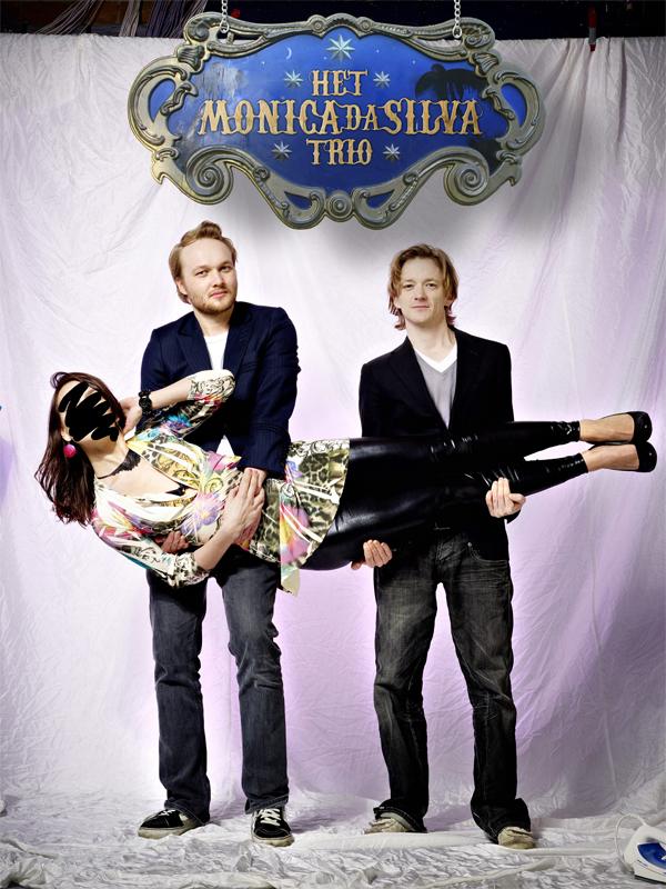 Monica Da Silva Trio