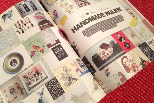 Handmade rules - Flow magazine international