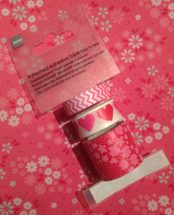 Hema masking tape