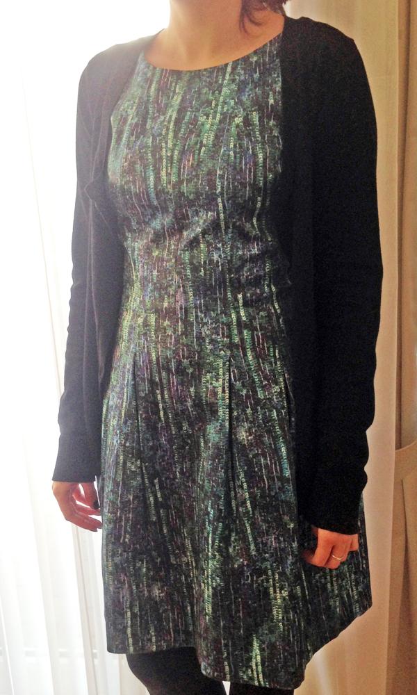 Pailletten jurk van de Zara