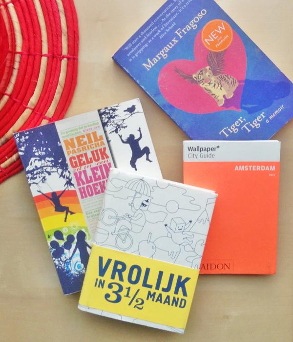 Shoplog boeken van de Bijenkorf