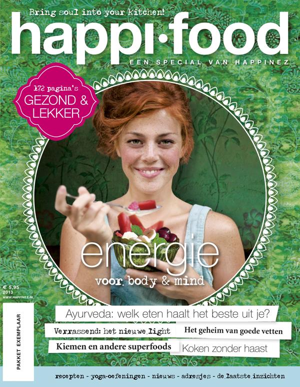 Happi Food tijdschrift