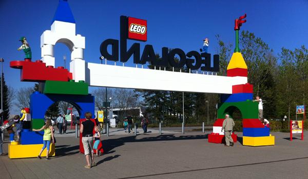 Legoland, Denemarken
