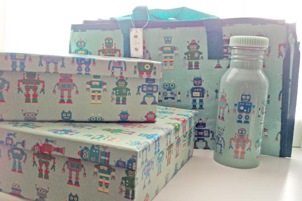 Sostrene Grene robot