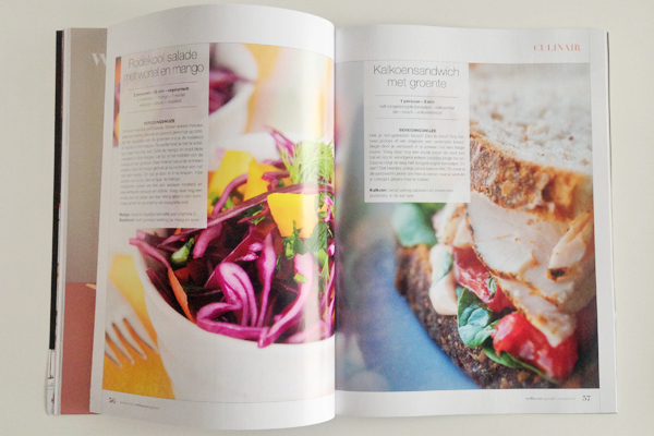 Wellness Magazine eten