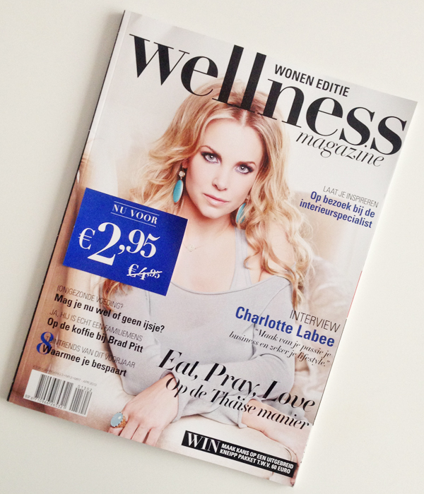 Wellness magazine wooneditie
