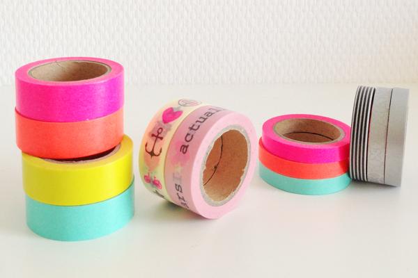 Masking tape van de Hema