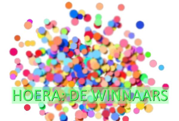 Winnaars van winacties op LIVWOW.nl