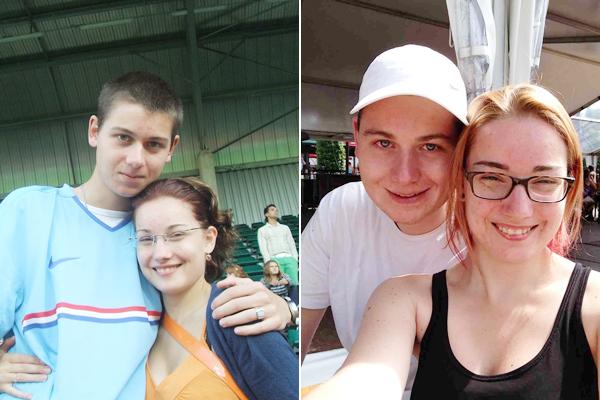 5 jaar intens verliefd