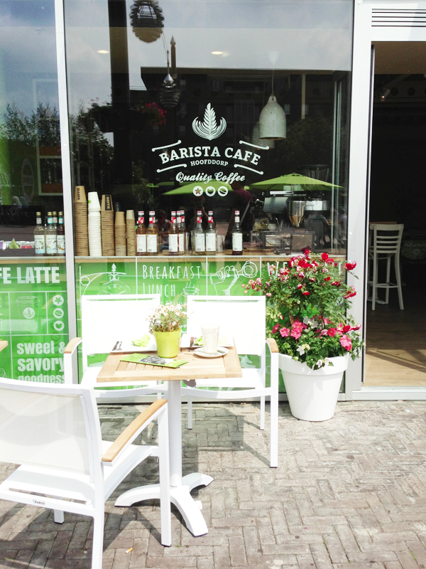 Barista Café in Hoofddorp