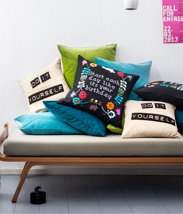 H&M Home; start each day like it's your birthday
