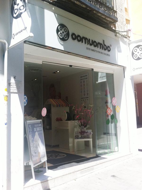 oomuombo in Madrid