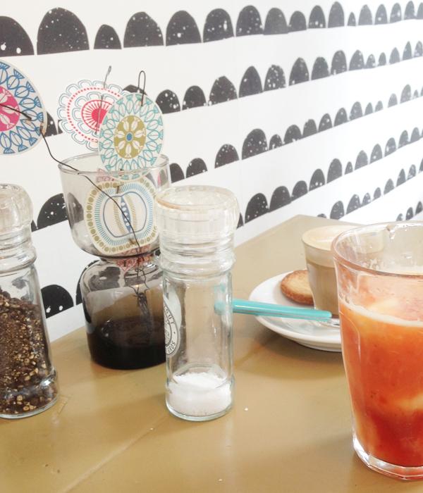 Sid&Liv Nijmegen; koffie en sap