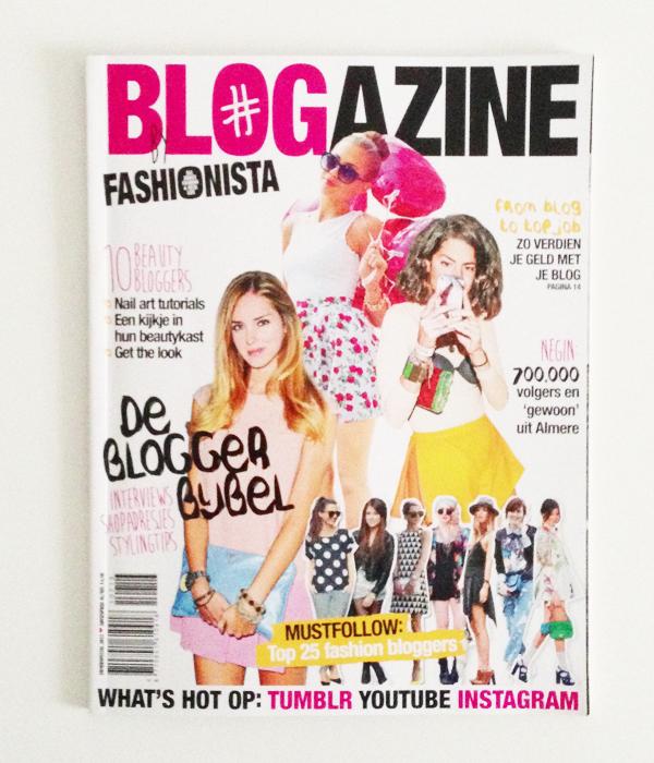 Tijdschriften voor de zomer; Blogazine
