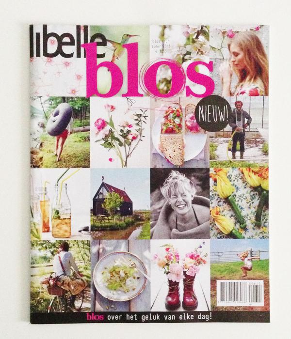 Tijdschriften voor de zomer; Libelle Blos