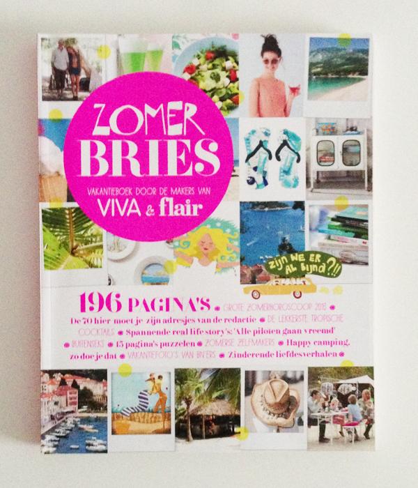 Tijdschriften voor de zomer; Zomerbries