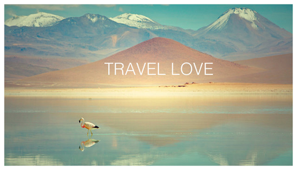 Travel Love van Christian Grewe