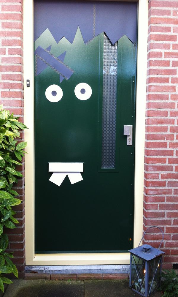 Frankenstein's voordeur