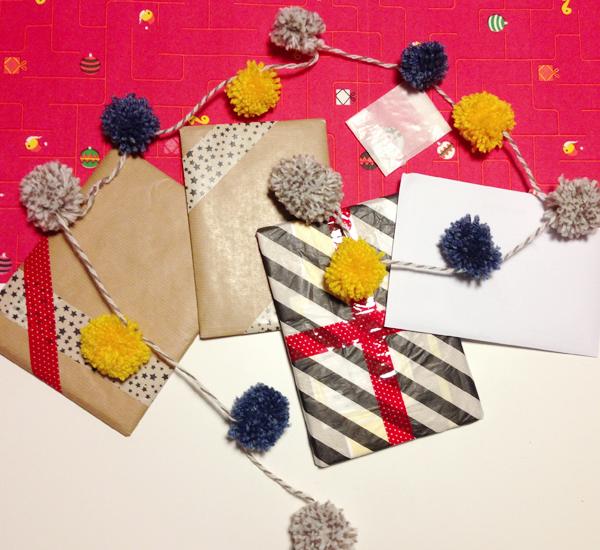 #secretsantanl: mijn ontvangen pakket