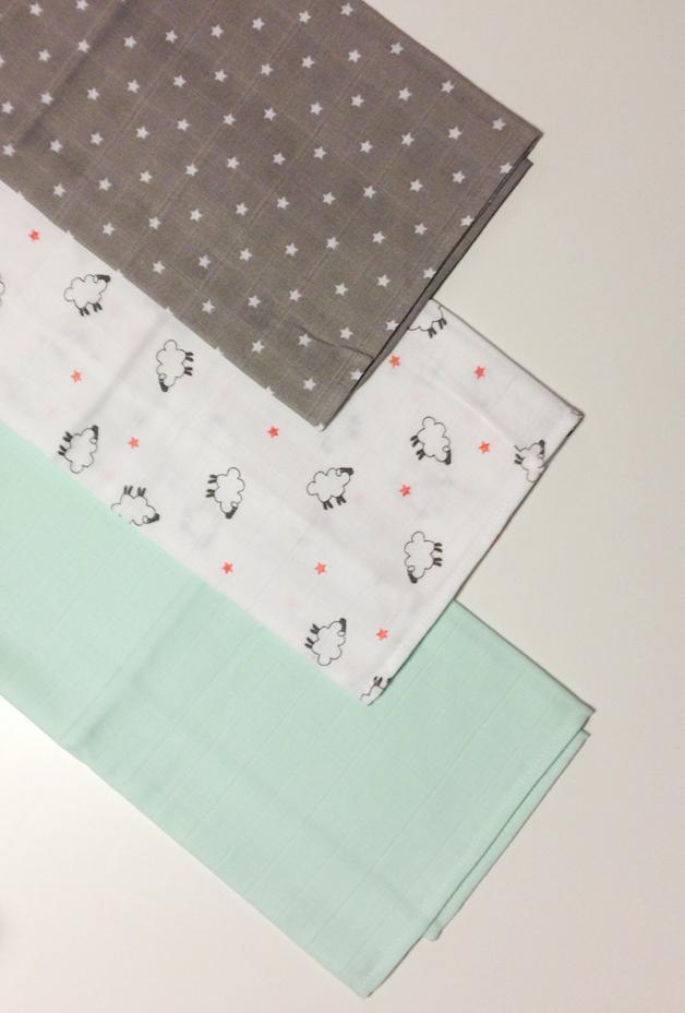 Hema textiel voor baby's