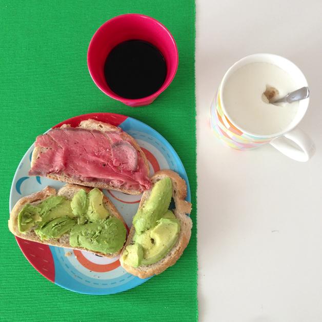 Happy Moments op LIVWOW.nl - favoriete ontbijt