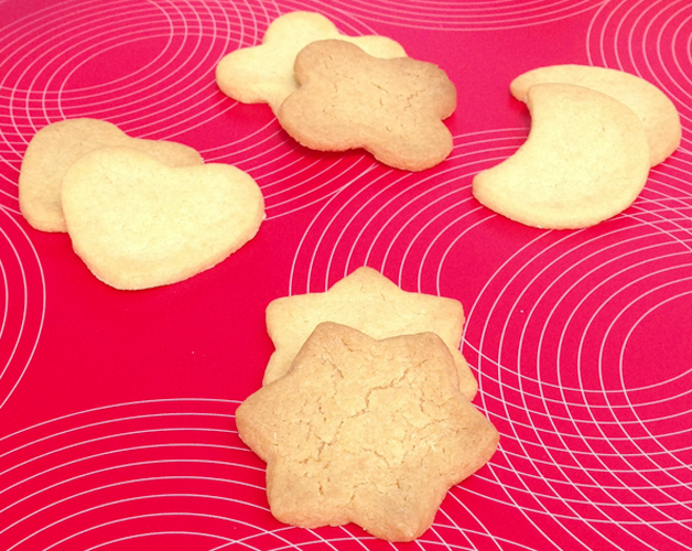 Simpele koekjes