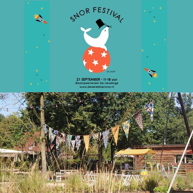 Uitgeverij Snor Festival