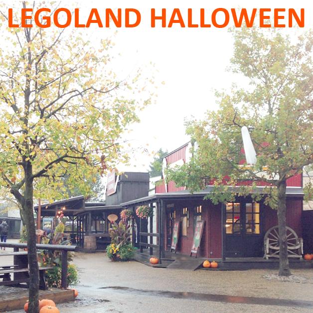 Legoland Halloween - Legoland Billund