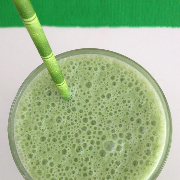 Happy Moments september 2014 - groene smoothie