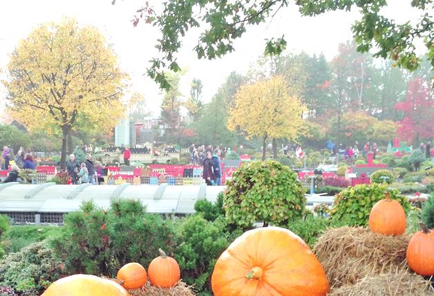 Legoland Halloween - miniland