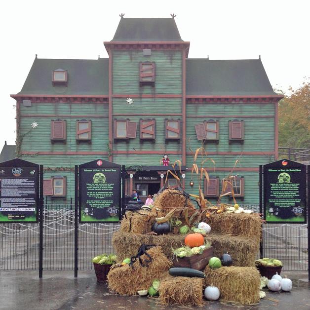 Legoland Halloween - spookhuis